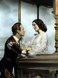 Romeo And Juliet  Leslie Howard  Norma Shearer  1936  Balcony Scene