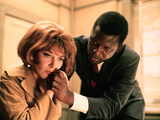 In The Heat Of The Night  Lee Grant  Sidney Poitier  1967