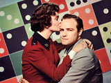 Guys And Dolls  Jean Simmons  Marlon Brando  1955