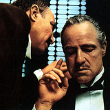 The Godfather  Salvatore Corsitto  Marlon Brando  1972