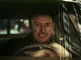 The French Connection  Gene Hackman  1971  In The Famous Car Chase Scene