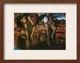 The Metamorphosis of Narcissus  c1937