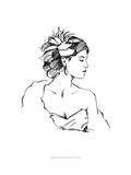 Elegant Fashion Study III