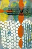 Translucent Abstraction II Reproduction d'art par Jennifer Goldberger