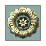 Floral Medallion VI