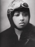 Bessie Coleman (1892-1926)  Was an Early African American Pilot