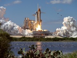 Launch of Atlantis  the 66th Space Shuttle Mission
