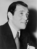 Benny 'Bugsy' Siegel in 1947  the Year of His Murder in His Beverly Hills Mansion