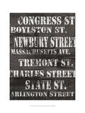 Streets of Boston I