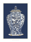 Blue and White Porcelain Vase I