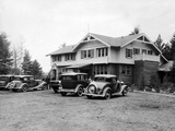 Little Bohemia Lodge  John Dillinger and His Gang Escaped a Machine Gun Shoot Out with the FBI