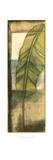 Seaside Palms VI - Gold Leaf Reproduction d'art par Jennifer Goldberger