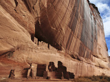 White House Ruin  Canyon De Chelly  Arizona  USA