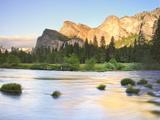 Bridal Falls  Yosemite  California  USA
