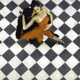 Tango Dancers  Buenos Aires  Argentina