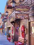 Main Street  Deadwood  South Dakota  USA