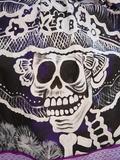 Catrina Skeleton  San Miguel De Allende  Mexico