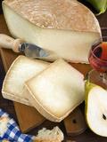Pecorino Cheese  Tuscany  Italy