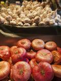 Produce  Ribera Market  Bilbao  Spain