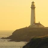 Pigeon Point Lighthouse  Santa Cruz Coast  California  USA