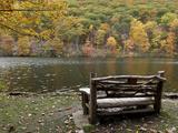 Bear Mountain Park  New York  USA