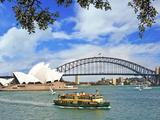 Sydney Opera House  Sydney  New South Wales  Australia
