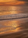 Sunset Reflection  Cape May  New Jersey  USA