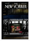 The New Yorker Cover - January 28  2013