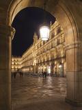 Plaza Mayor  Salamanca  Spain