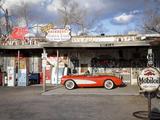 Route 66  Hackberry  Arizona  USA