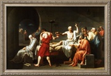 The Death of Socrates  c1787