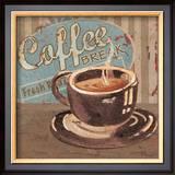 Coffee Brew Sign I