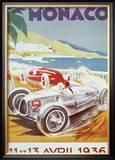 8th Grand Prix Automobile  Monaco  1936