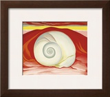 Red Hills with White Shell  c1938