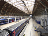 Paddington Railway Station  London  W2  England  United Kingdom  Europe