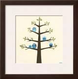 Orchard Owls II