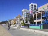 The Strand  Beach Houses  Santa Monica  Los Angeles  California  USA  North America
