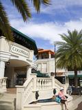 Cocowalk Shopping Mall in Coconut Grove  Miami  Florida  United States of America  North America