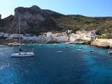 Levanzo  Egadi Island  Sicily  Italy  Mediterranean  Europe