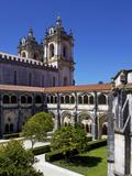 The Monastery  Alcobaca  UNESCO World Heritage Site  Portugal  Europe