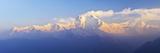 Dhaulagiri Himal Seen from Khopra  Annapurna Conservation Area  Dhawalagiri (Dhaulagiri)  Nepal