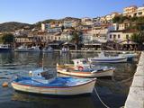 Harbour View  Pythagorion  Samos  Aegean Islands  Greece
