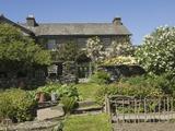 Hilltop  Sawrey  Near Ambleside  Home of Beatrix Potter  Lake District Nat'l Park  Cumbria  England