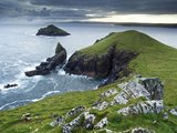 The Rumps  Pentire Point  Cornwall  England  United Kingdom  Europe
