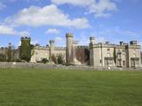 Bodelwyddan Castle  Denbighshire  Wales  North Wales  United Kingdom  Europe