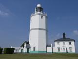 North Foreland Lighthouse  Broadstairs  Kent  England  United Kingdom  Europe