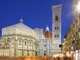 Cathedral (Duomo)  Florence  UNESCO World Heritage Site  Tuscany  Italy  Europe