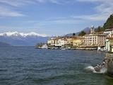 Spring Sunshine in Bellagio  Lake Como  Lombardy  Italian Lakes  Italy  Europe