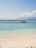 Traditional Indonesian Boat  Gili Meno  Gili Islands  Indonesia  Southeast Asia  Asia