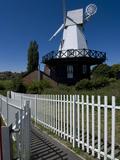 Rye Windmill  Rye  East Sussex  England  United Kingdom  Europe
